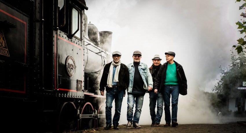 "Autumnn Leaves brengt ""Midnight Train"" als debuut CD"