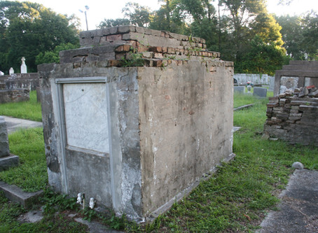 Cemetery Restoration - Tomb Repair