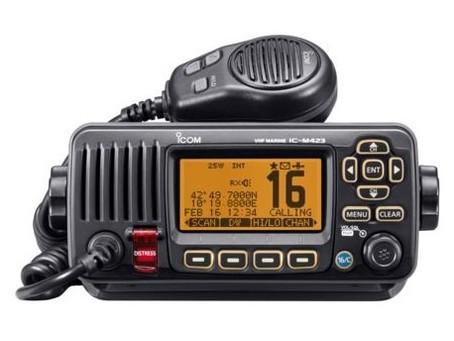 MANUAL - RADIO ICOM IC - M423