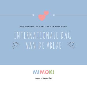 Internationale dag van de vrede, mindfulness voor kinderen