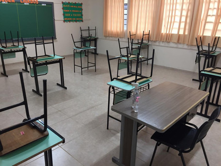 Município vai retomar aulas presenciais