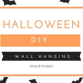 DIY Halloween Inspired Home Decor