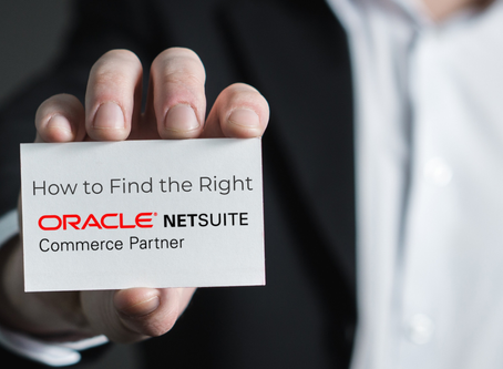 How to Find the Right NetSuite Partner
