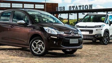 Citroën arrête les C3 et Aircross au Brésil