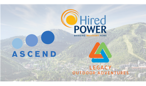 Wilderness Therapy, Park City, Cityscape Adventures, #RXoffthecouch, Derek Daley, Ascend Recovery, Hired Power, Legacy Outdoor Adventures,