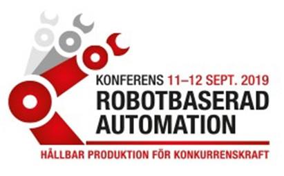 Missa inte robotkonferensen på Elmia