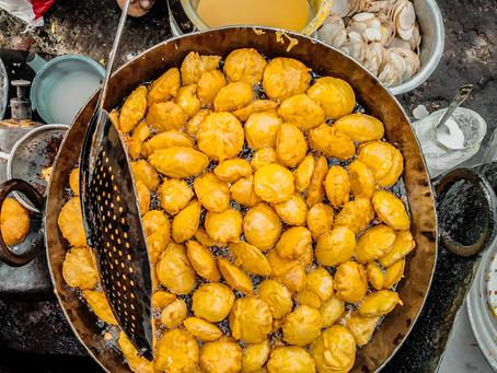 L'univers de la Street Food Indienne