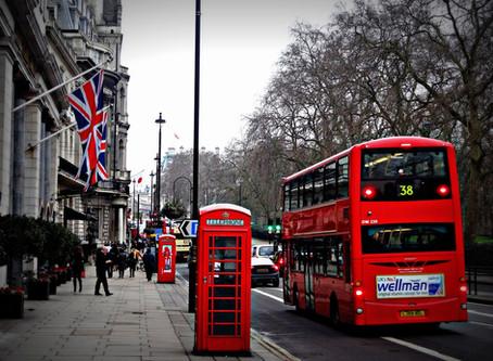 ロンドンに行ってきます!
