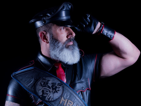 Mr Mid-Atlantic Leather 2019