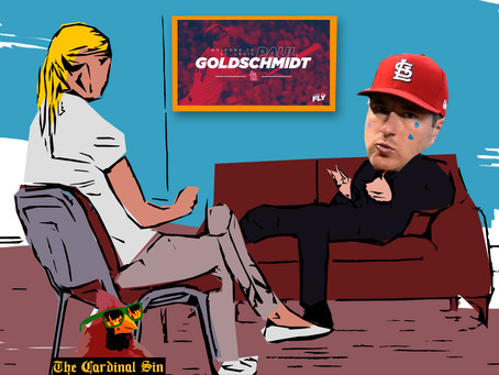 """Really, Very Happy To Get Goldy"" Gyorko Tells Therapist"