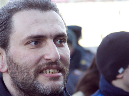 Boris Stomakhin: you can't do good without using your fists!