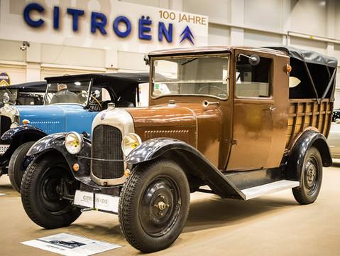 1924   10HP type B2 - Voiture de livraison 400 kg