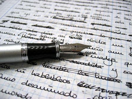 """""""Cuanto más escribo, peor escribo"""" (La virtud de equivocarse)"""
