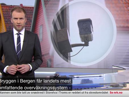 Norwegian News: Ciqurix and the UNESCO site at Bryggen, Bergen