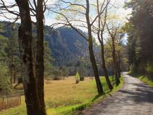 Bad Faulenbach -  3 Seen - Route im Tal der Sinne