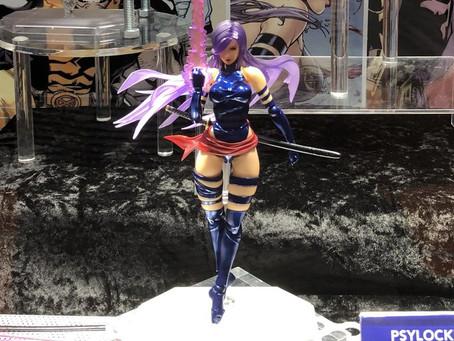Revoltech: Kaiyodo Amazing Yamaguchi Psylocke