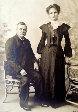 Photo of William John Spells & Honorah Bermingham
