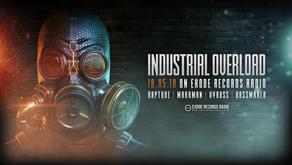Tonight on Exode Records Radio [Industrial Overload]