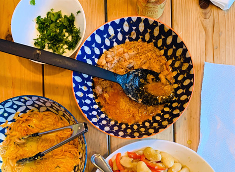 Poulet au beurre Murgh Makhani