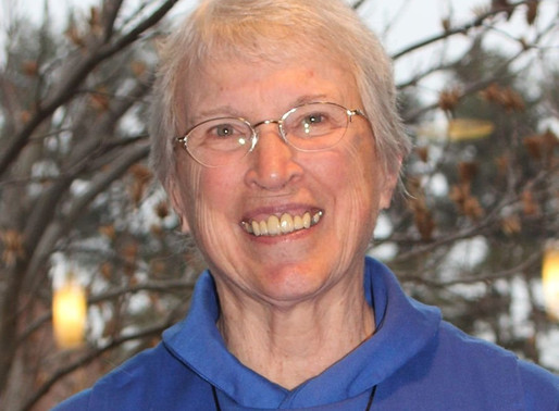 Sr. Elizabeth Rolfe-Thomas Re-elected at The Sisterhood of St. John the Divine in Toronto