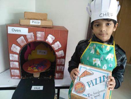 Oneiro Pizzeria!