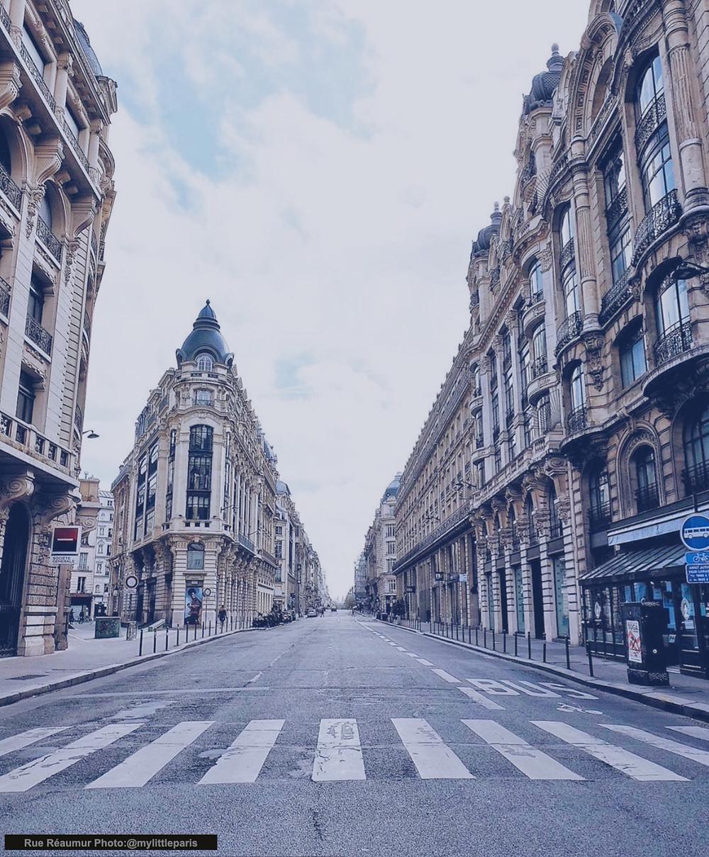 Rue Réamur  📸: @mylittleparis