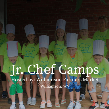 Jr. Chef Camps