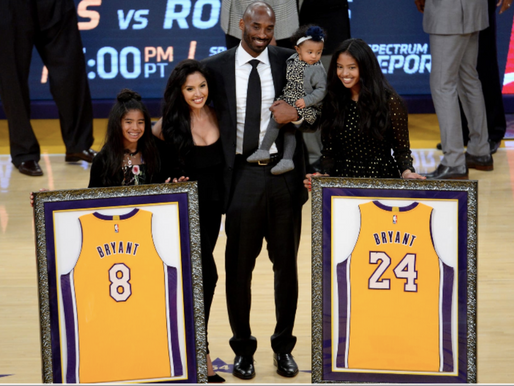 Rest in Power: Kobe & Gianna Bryant - A Life of a Legend