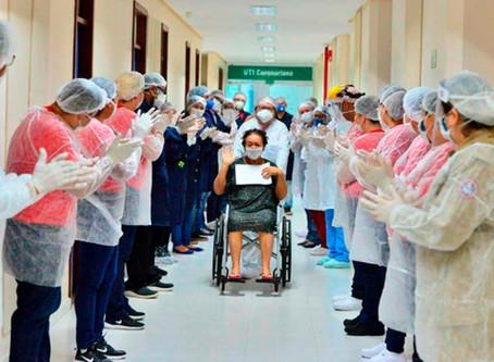 Coronavírus: Brasil tem 3 milhões de recuperados e 120 mil mortes