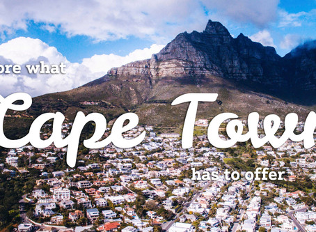 Everything You Should See in Cape Town...And More