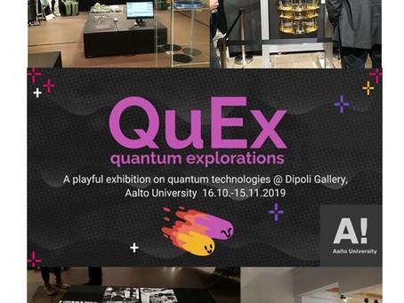 QuEx exhibition