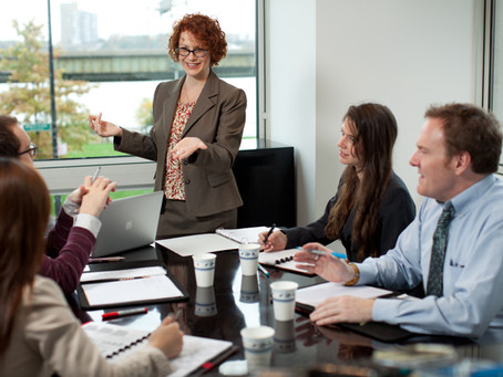 What Does Your Body Language Say in Meetings?