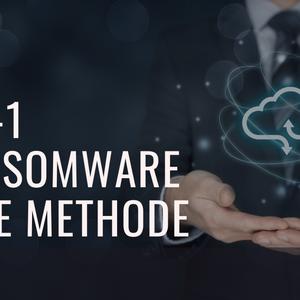 Backup «Ransomware» -sicher mit 3-2-1-0 Methode (Teil 1)