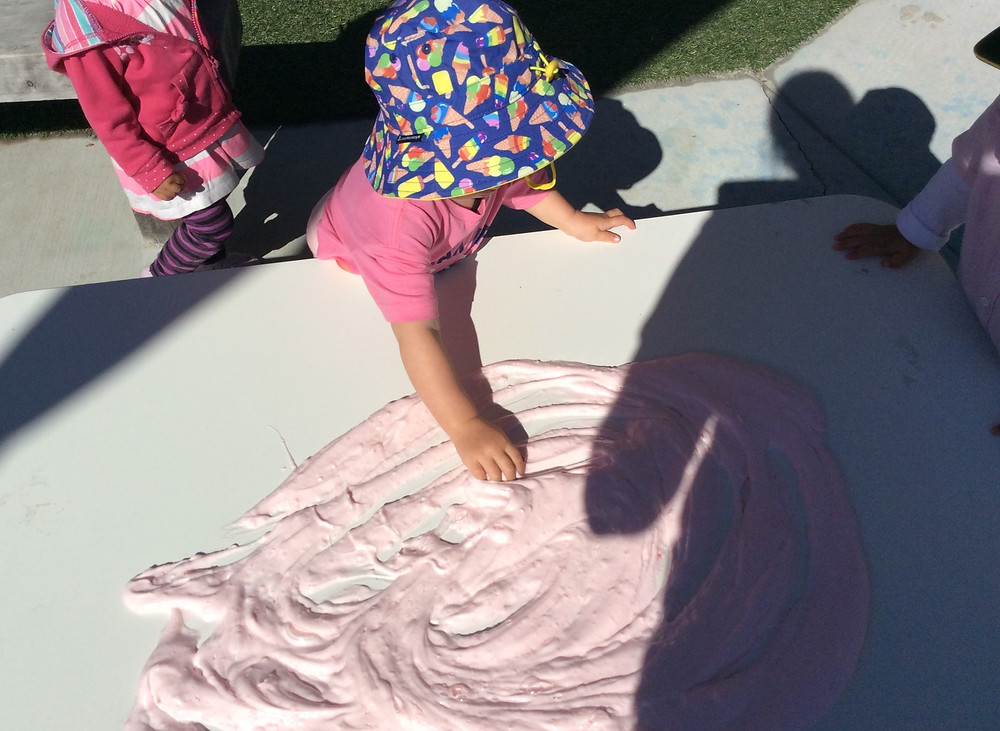 Eduplay Childcare Westgate - Messy Play