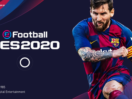Why PES2020 is the perfect football game!