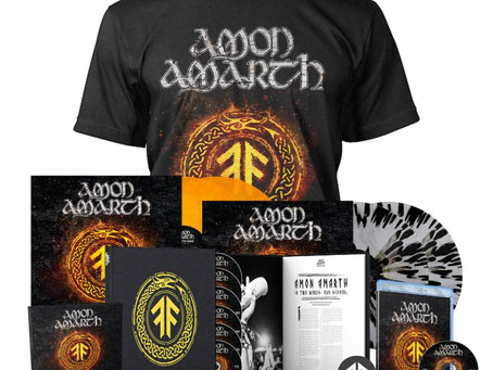 Amon Amarth launches 'The Pursuit Of Vikings