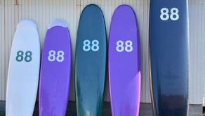 88サーフボードが入荷!