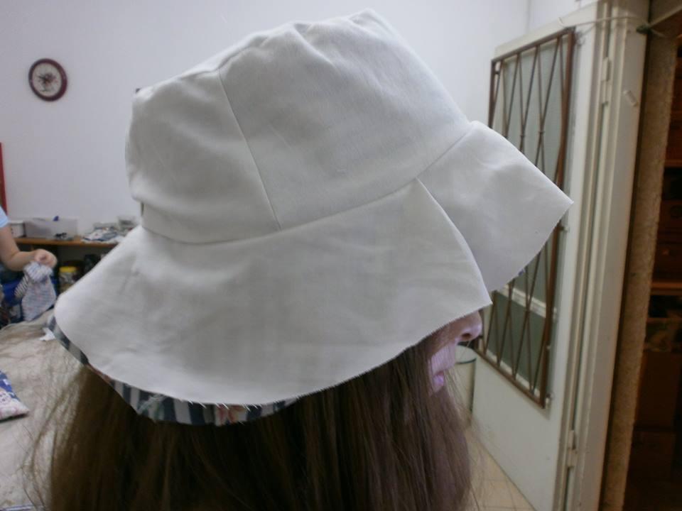 Hat lining