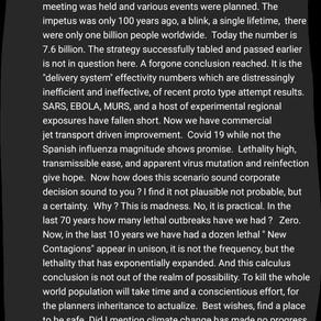 Interesting: Walter Spaceman