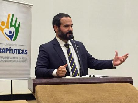 Nova cartilha de emendas do governo federal fortalece as comunidades terapêuticas do país
