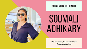 Interview With A Women Entrepreneur - Soumali Adhikary (Social Media Influencer & Youtube Creator)