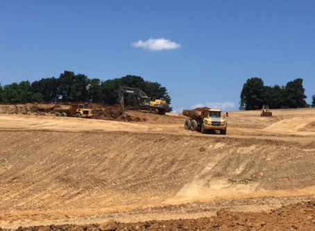 Customer Feature: D.H. Funk Expands Messiah College with Volvo Equipment