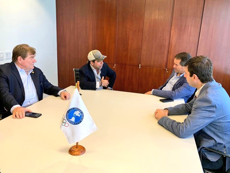 Barranquilla en firme por la candidatura de los Juegos Panamericanos
