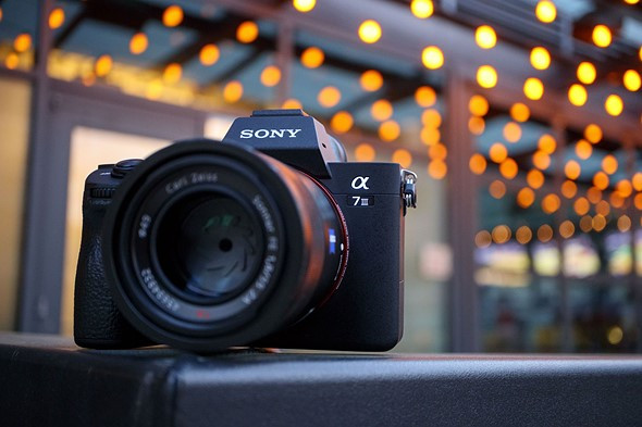 Sony Alpha a7 III Digital Camera