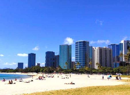 Kakaako - Honolulu's most energetic neighborhood.