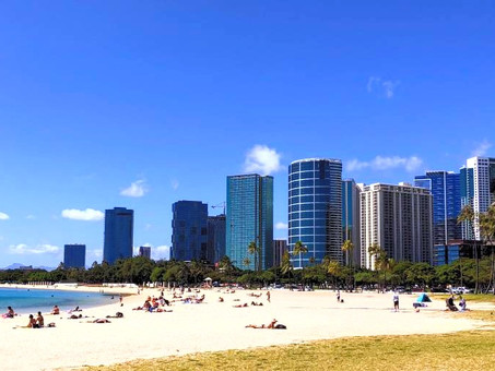 Kakaako - Honolulu's most energetic neighborhood.