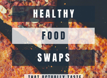 Healthy Food Swaps That Actually Taste Good