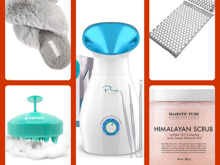 Relaxation Gift Guide - Amazon Style