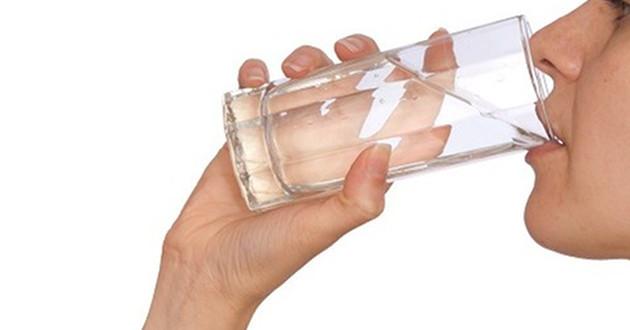 baso de agua