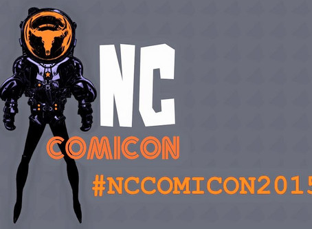 NC Comicon Review